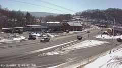 view from Electric Avenue - Lewistown on 2018-01-18