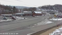 view from Electric Avenue - Lewistown on 2018-01-20