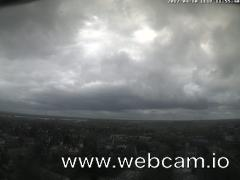 view from Wasserturm Wedel on 2017-04-10