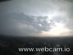 view from Wasserturm Wedel on 2017-06-22