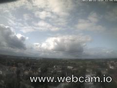 view from Wasserturm Wedel on 2017-08-22