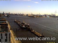 view from Altona Osten on 2017-10-30