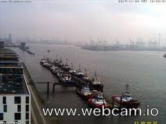 view from Altona Osten on 2017-11-09