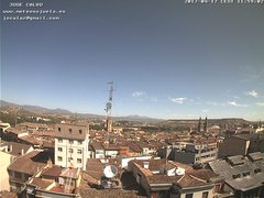 view from LOGROÑO on 2017-04-17