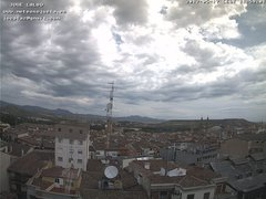 view from LOGROÑO on 2017-05-17