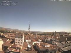 view from LOGROÑO on 2017-05-25
