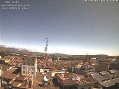 view from LOGROÑO on 2017-07-14