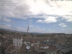 view from LOGROÑO on 2017-07-21