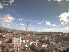 view from LOGROÑO on 2017-08-11