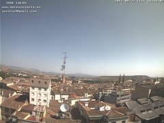 view from LOGROÑO on 2017-08-22
