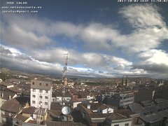 view from LOGROÑO on 2017-10-02