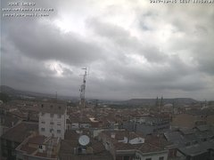 view from LOGROÑO on 2017-10-15