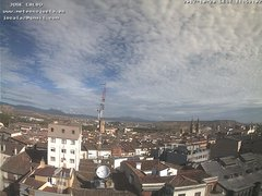 view from LOGROÑO on 2017-10-20