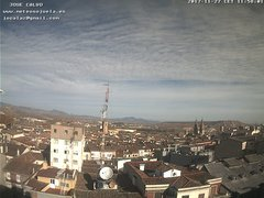 view from LOGROÑO on 2017-11-27