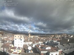 view from LOGROÑO on 2017-11-30
