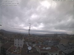 view from LOGROÑO on 2017-12-08