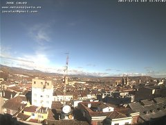 view from LOGROÑO on 2017-12-11