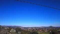 view from MeteoReocín on 2017-10-09
