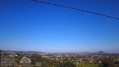 view from MeteoReocín on 2017-10-12