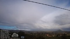 view from MeteoReocín on 2017-11-30