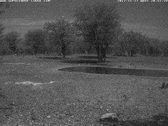view from Sophienhof Lodge Waterhole on 2017-11-27