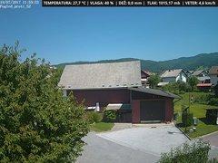 view from VREME ŽIRI-cam-1-SV on 2017-07-19