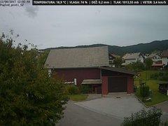 view from VREME ŽIRI-cam-1-SV on 2017-08-12