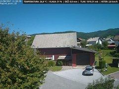 view from VREME ŽIRI-cam-1-SV on 2017-08-15