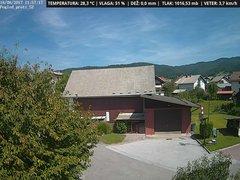 view from VREME ŽIRI-cam-1-SV on 2017-08-18