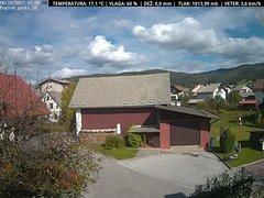 view from VREME ŽIRI-cam-1-SV on 2017-10-08