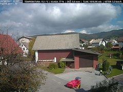 view from VREME ŽIRI-cam-1-SV on 2017-10-10