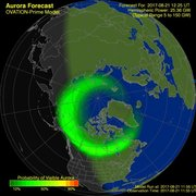 view from Aurora Forecast on 2017-08-21
