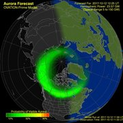 view from Aurora Forecast on 2017-10-12
