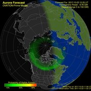 view from Aurora Forecast on 2017-10-23