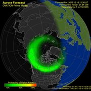 view from Aurora Forecast on 2017-12-16
