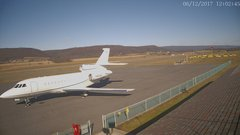 view from Mifflin County Airport (east) on 2017-12-06