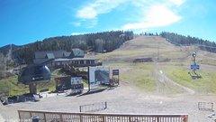view from Angel Fire Resort - Base on 2017-10-16