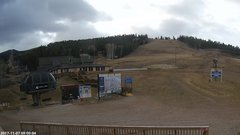 view from Angel Fire Resort - Base on 2017-11-06