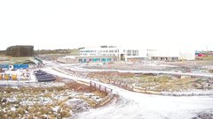 view from South Of The City School on 2017-12-16