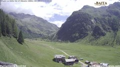 view from Val di Rèzzalo NE on 2017-07-12