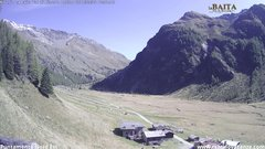 view from Val di Rèzzalo NE on 2017-09-22