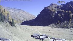 view from Val di Rèzzalo NE on 2017-10-16