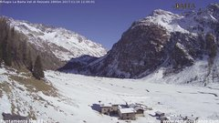 view from Val di Rèzzalo NE on 2017-11-16