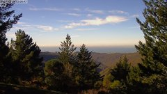 view from Kings Mountain on 2017-12-26