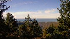 view from Kings Mountain on 2017-12-28