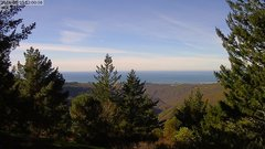 view from Kings Mountain on 2018-01-13