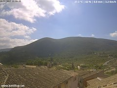 view from Benillup - Serra d'Almudaina on 2017-07-20