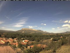 view from Meteo Hacinas on 2017-07-11