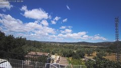 view from Agres - Bonell, el Comtat on 2017-06-05