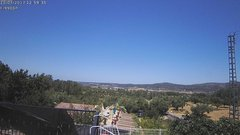 view from Agres - Bonell, el Comtat on 2017-07-11